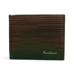 Be tasteful and be stylish with this brown coloured wallet from Wallsters, which is going to shoot up your style quotient in just a snap. This wallet has multiple slots to keep your cash and cards organised. Brown Wallet, Wallets, Your Style, Stylish, Cards, Color, Colour, Purses, Maps