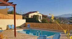 Thalassa Villa - Authentic Crete, Villas in Crete, Holiday Specialists Crete Holiday, Villas, Bedrooms, Outdoor Decor, Home Decor, Decoration Home, Room Decor, Mansions, Bed Room