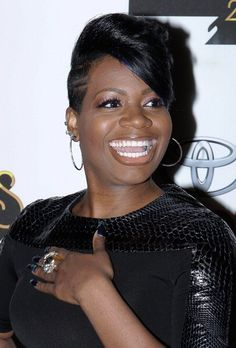 Fantasia (Saw her live in high school)