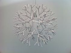 Features 1L snowflake pendant frost glass diffuser  Finishes White Black  Dimensions D:560 with 2 metre suspension  Globe 240V E27 (not included)  Fiorentino Imports welcomes you.  Since establishment in 1979, by Federico Fiorentino, Fiore
