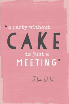 Cheers to Julia. I've pinned it before, I'll pin it again. This is my favourite quote.