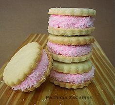Como hacer Galletitas Merengadas caseras Cookie Desserts, Cupcake Cookies, Cookie Recipes, Dessert Recipes, Argentina Food, Argentina Recipes, Cookie Time, Pan Dulce, Pastry And Bakery