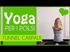 Yoga per i polsi e l'infiammazione del tunnel carpale - YouTube Workout Motivation Music, Fitness Motivation, Yoga Fitness, Health Fitness, Qigong, Mind Body Soul, Yoga Meditation, Yoga Poses, Pilates