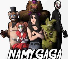 FNAFNG_One for both and both for one. by NamyGaga on DeviantArt Fnaf Oc, Anime Fnaf, Five Nights At Freddy's, Animatronic Fnaf, Fnaf Characters, Freddy 's, Fnaf Drawings, Twilight Pictures, Fnaf Sister Location