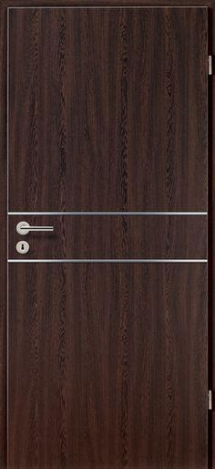 Porte intérieure contemporaine Lineo type 3506 Decoration, Curtains, Design, Home Decor, Doors, Door Panels, Firewood Holder, Custom Gates, Contemporary Doors