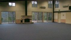 The hall in which we craft...
