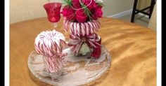 Check out Hello I Live Here and see how to make a lovely candy cane vase for you table or Christmas decor! If you have not stopped by our facebook, please do an…