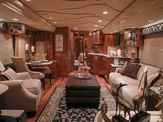 Luxury Coach or Luxury Suite!? AMAZING!!