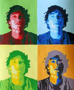 color theory portraits « happyfuntime.