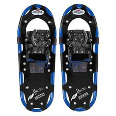 RedFeather Mens HIKE 22 Inch Recreational Series Snowshoes with SV2 Bindings  157310 * Check out the image by visiting the link.