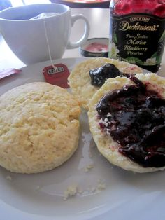 Hands down the best traditional English Scone recipe.