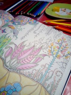 Pin By Carli Merrick On Coloring Book Inspiration
