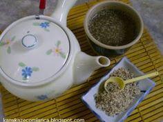 Chá de shiitake