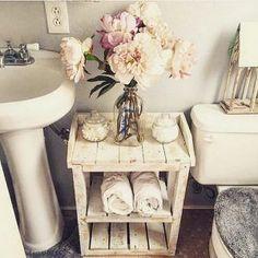 Vintage Bathroom Decoration Ideas for Apartment