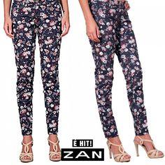 É fashion! É Zan!