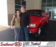 https://flic.kr/p/FyDeH7 | #HappyBirthday to Don & Ruth from Clinton Miller at Southwest Kia Mesquite! | deliverymaxx.com/DealerReviews.aspx?DealerCode=VNDX