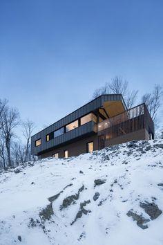 Bolton Residence by NatureHumaine - MyHouseIdea