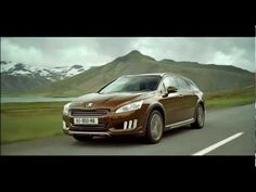 New Peugeot 508 RXH Advertising : The new hybrid car by Peugeot  http://www.peugeot.com/en/products/cars/508-rxh.aspx
