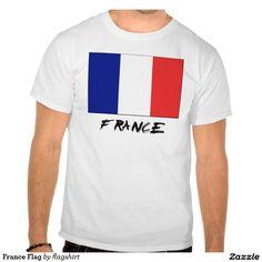 France Flag Tees