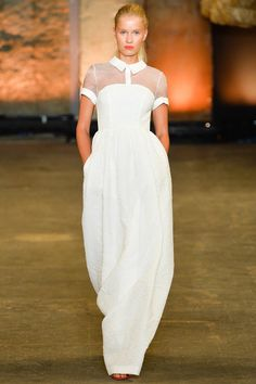 Christian Siriano Spring 2014 Ready-to-Wear Collection Slideshow on Style.com