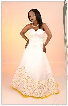 AfroRust - African Inspired Wedding Dress Design House | Namwakaland