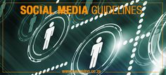 Whether you are hiring a social media marketing agency or executing your social media strategy on your own, you need to pay a lot of attention to your social media guidelines. The reason these guidelines exist is because every organisation requires a certain set of rules that govern their business. Just like there are rules for employee behaviour or laws that govern the country, these guidelines are the basic principles that every employee must adhere to, for as long as they are a part of… Social Media Marketing Agency, Behavior, Accounting, Country, Business, Organization, Behance, Rural Area, Store