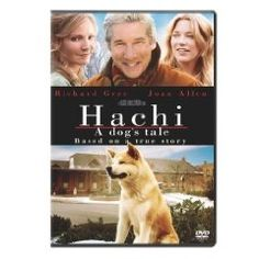 Hachi: A Dog's Tale (2010) -The original Japanese movie of Hachi is also recommended. :)