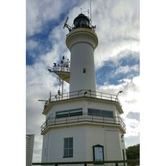 Lighthouse #pointlonsdale #bellarinepeninsula #vic #australia by lolilluna http://ift.tt/1JO3Y6G
