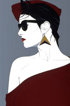 Patrick Nagel, O designer gráfico dos anos 80 - Design Innova Artist Painting, Illustration, Paintings Famous, Fashion Illustration, Retro Illustration, Art, Pop Art, Nagel Art, Illustration Artists
