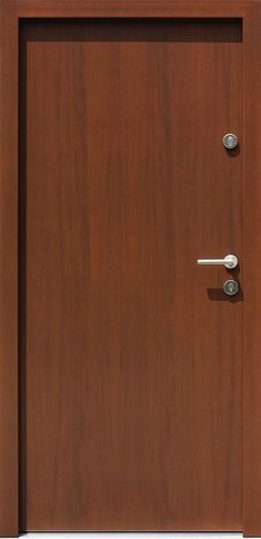 Modernistyczne Najlepsze obrazy na tablicy Drzwi zewnętrzne z witrażem (10 IW53