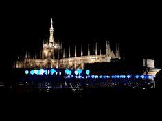 2016 Light Installation ©JellyfishLab Milano Italy www.bullesconcept.com