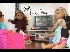 ALL MY AMERICAN GIRL DOLLS // FEBRUARY 2016 - YouTube