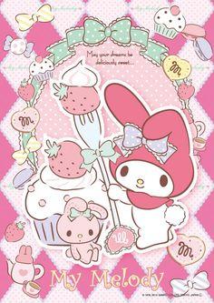 tinkevidia:  Sanrio: My Melody:)