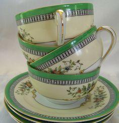 Noritake Teacups