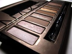 If you don't have this...you need to get it. It's Urban Decay's Naked Palette and it is amazing.