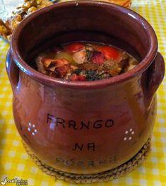 Alcobaça's dish ♥ chicken - #portuguese recipe