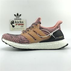 online retailer 22db2 326ea Adidas Ultra Boost 3.0 White Pink S80686 From Kicksfire.net