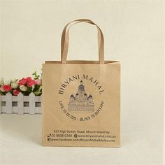 Manufacturers Wholesale cheap promotional custom Brown craft paper shopping bags with logo High quality Kraft bags Kraft Bag, Paper Shopping Bag, Reusable Tote Bags, Logo, Crafts, Kraft Paper, Bag, Logos, Manualidades