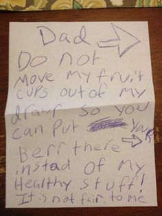 Dads Can Be So SELFISH
