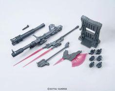 1/144 Builders Parts System Weapon 007: Box Art, Official Images, Info http://www.gunjap.net/site/?p=187591