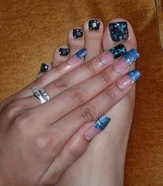 My nails and Toes