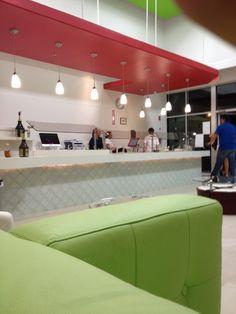 Exotic Berry Frozen Yogurt in McAllen, TX