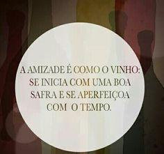 #Vinho & #Amizade ☆ ♡ #Dia20Jul #DiaDoAmigo ☆ ♥