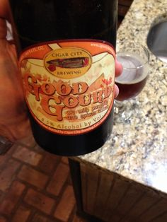 Cigar City Brewing Good Gourd Imperial Pumpkin Ale. Great spicy, pumpkin beer. This is such a great representation of Spice/Herb/Vegetable. I look forward to this every year. It ranks up there with ST Pumking.