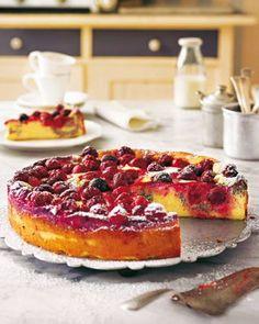 Ein Stück Obstkuchen ist viel zu wenig. Hier gibt es 92 Rezepte!