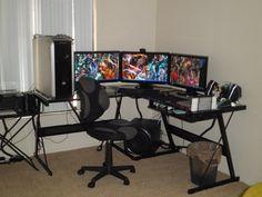 14 best gaming setup ideas images  gaming setup pc setup