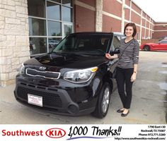 https://flic.kr/p/MvC7S1 | #HappyBirthday to Jade from Kathy Parks at Southwest KIA Rockwall! | deliverymaxx.com/DealerReviews.aspx?DealerCode=TYEE