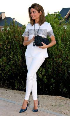 Fashion and Style Blog / Blog de Moda . Post: Cloudy Summer day/Día nublado de verano .More pictures on/ Más fotos en : http://www.ohmylooks.com/?p=19053
