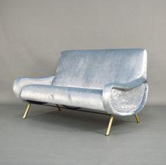 Arflex lady sofa by Marco Zanuso – Italy, 1950s