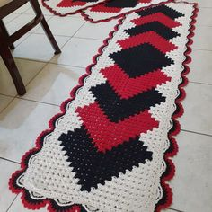 Diagonal, Bohemian Rug, Blanket, Home Decor, Crochet Carpet, Kitchen Playsets, Made By Hands, Rugs, Flower